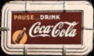 Pause...Drink Coca-Cola